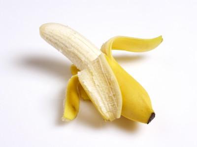 Gelato alla banana con yogurt