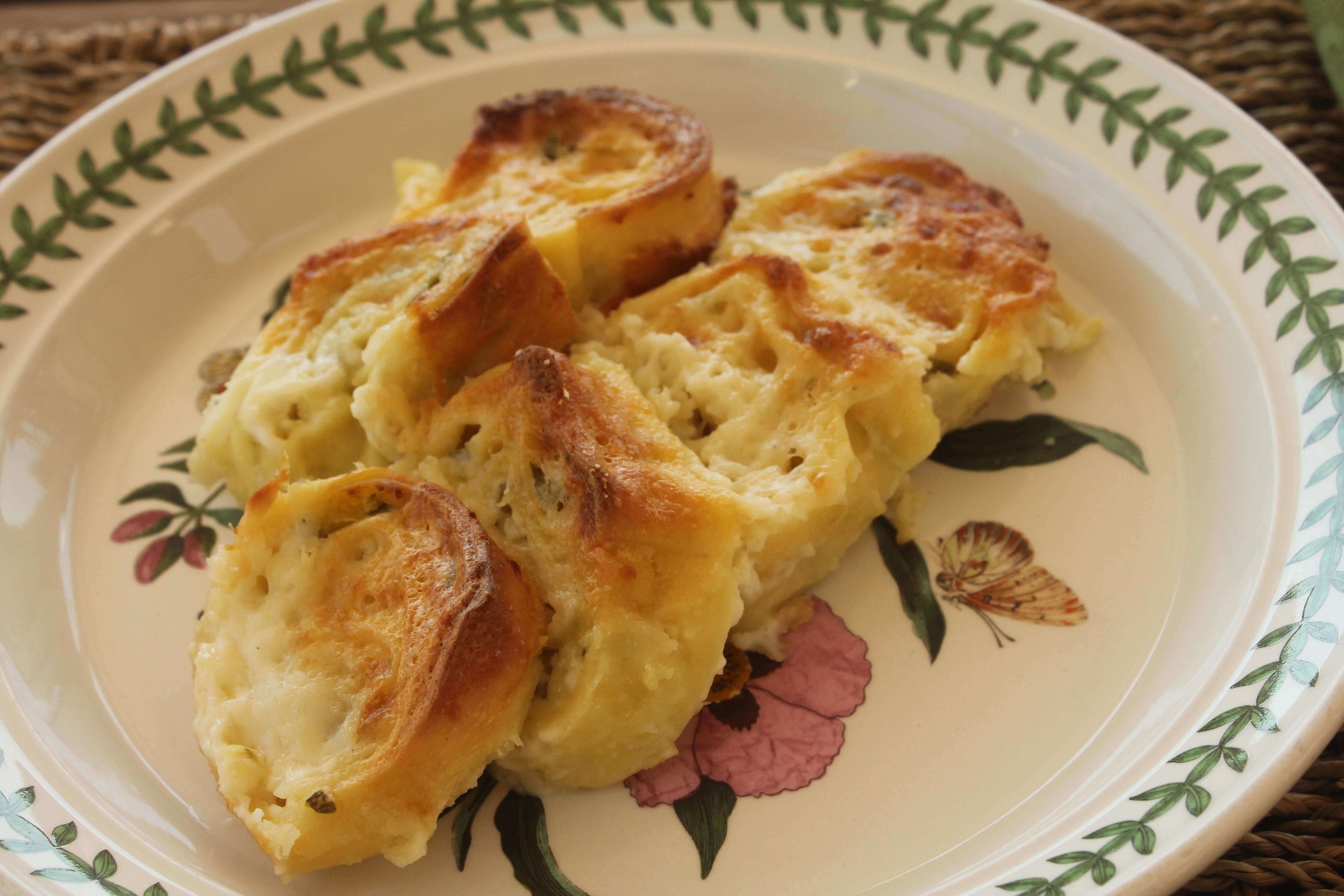 Rotolo di pasta fresca bimby zucchine tm31 tm5 for Ricette di pasta