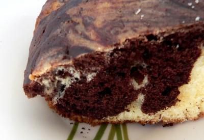Torta marmorizzata