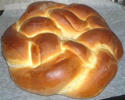 Pan brioche dolce farcito