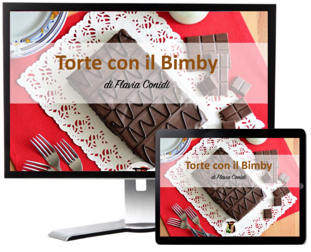 Torte con il Bimby – Ricettario ebook