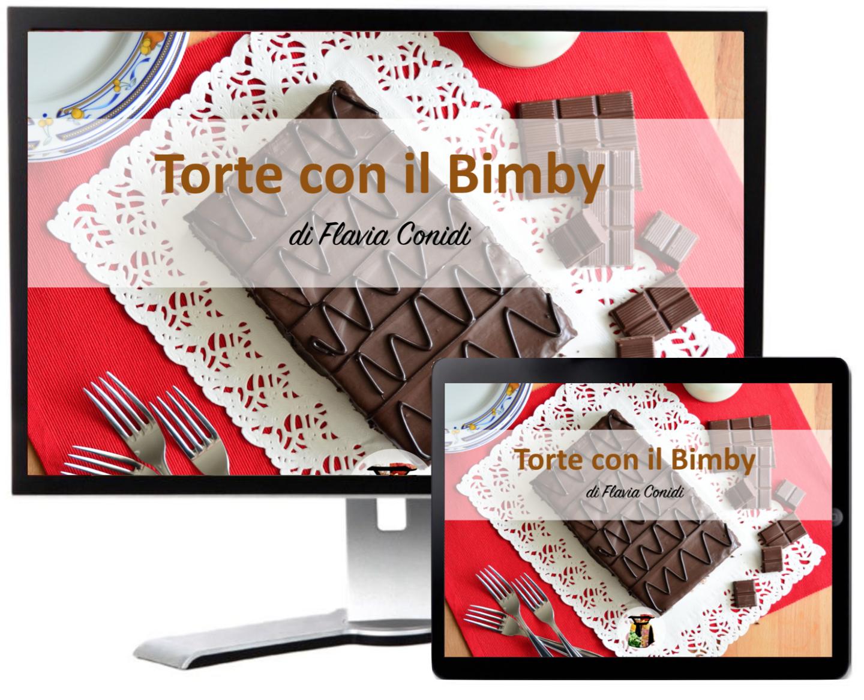 torte con il bimby ricettario ebook pdf