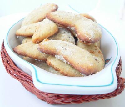 Vanillekipferl: biscotti di Natale