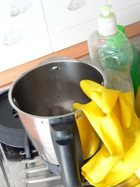 Come si pulisce il Bimby