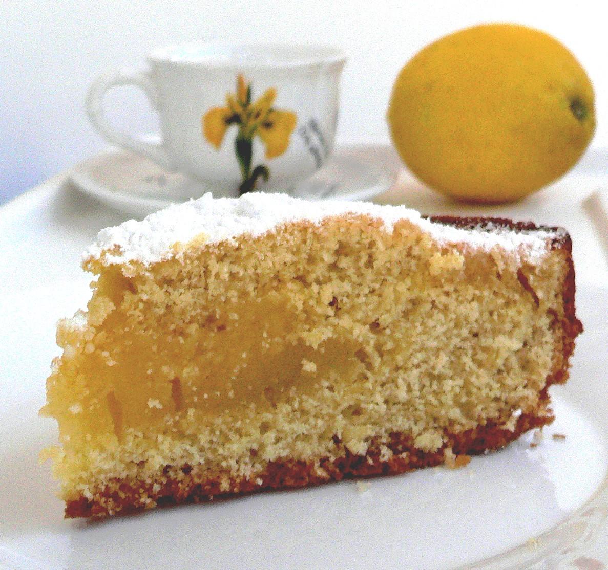 torta con crema al limone bimby tm31 tm5