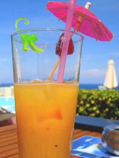 Cocktail di arance, mele e sherry