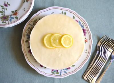 Cheesecake philadelphia e limone