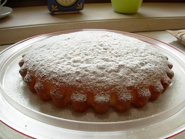 Torta Light Bimby.Torta Allo Yogurt Senza Burro