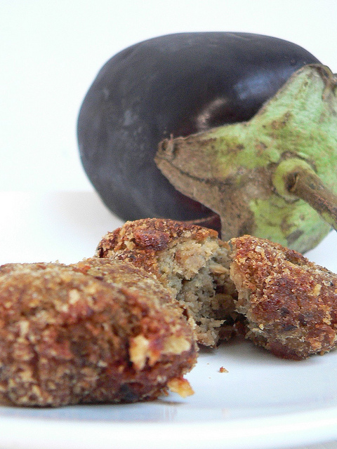 Ricetta bimby polpette melanzane