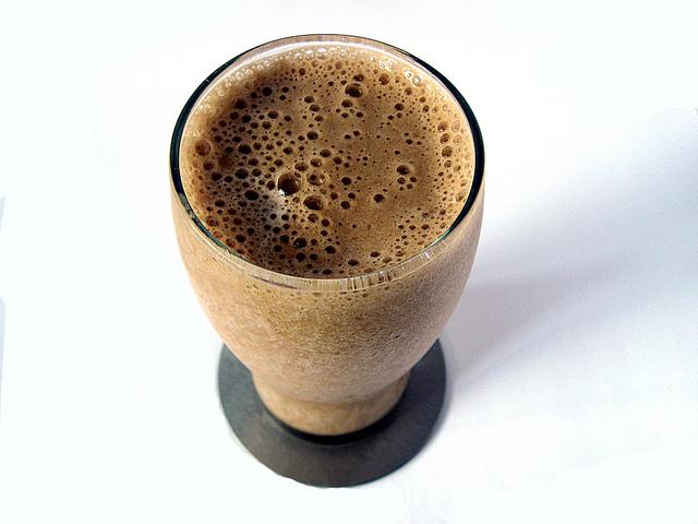 Spumone al caffè