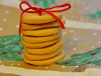 Biscotti senza glutine e latte