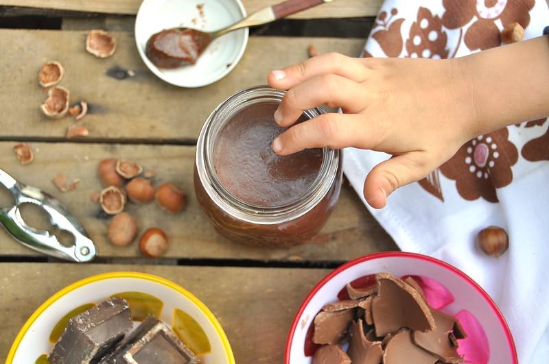 Ricetta Nutella Bimby Senza Zucchero.Nutella Bimby Tm31 Tm5