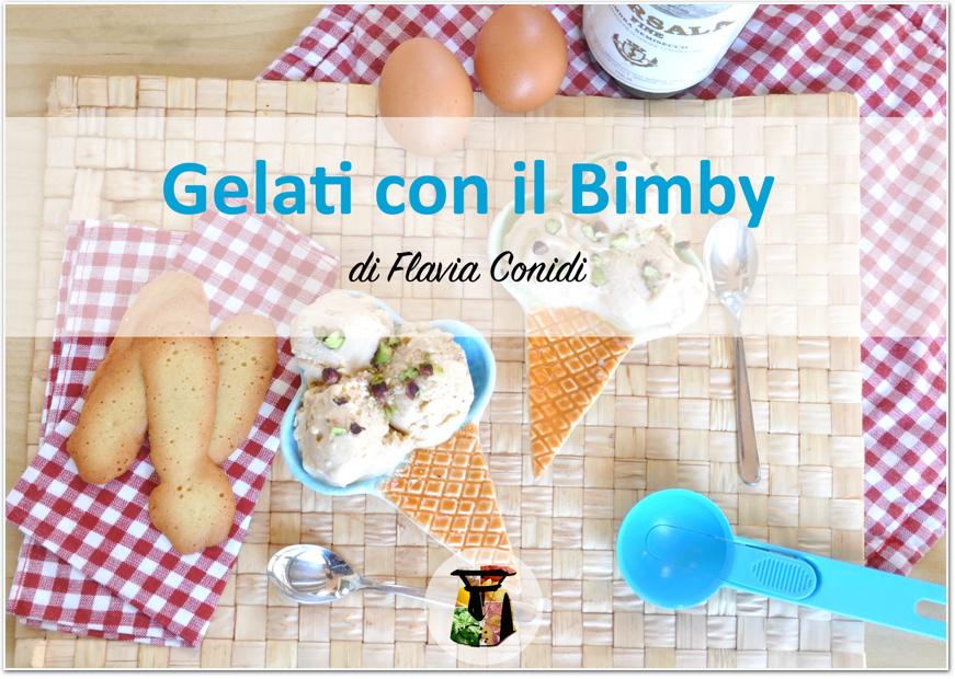 Gelati con il Bimby anteprima ricettario ebook