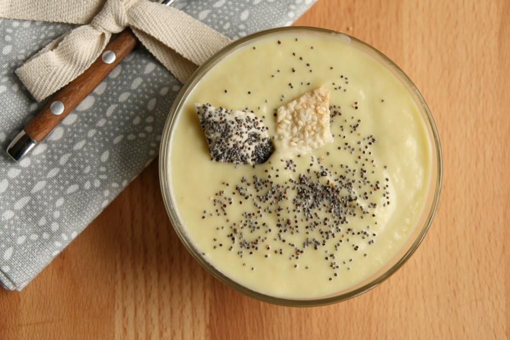 Zuppa con porri e patate