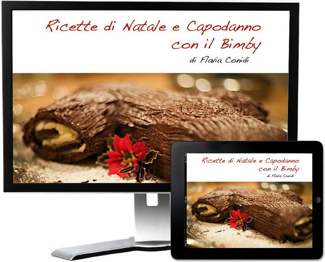 Ricette di Natale e Capodanno con il Bimby – Ricettario ebook