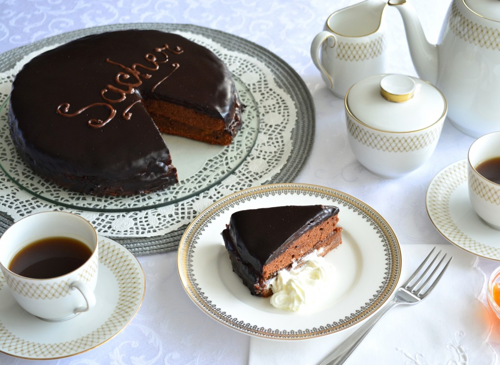 Torta sacher bimby tm31 tm5 for Ricette bimby torte