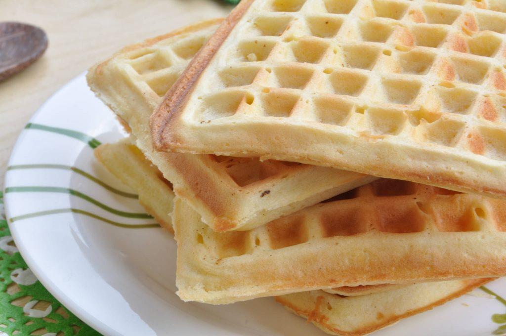 Waffle Ricetta Originale Americana.Waffel Bimby Tm31 Tm5 Tm6 Proprio Come Quelli Belgi