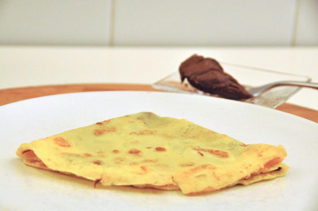 Ricetta crepes alla nutella con bimby