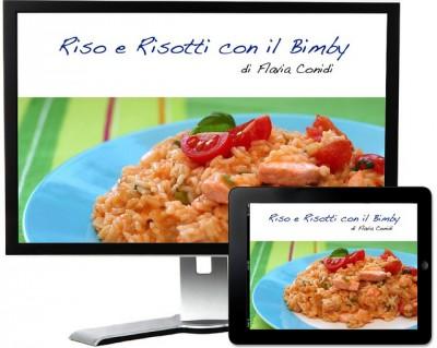 Riso e risotti con il Bimby – Ricettario ebook