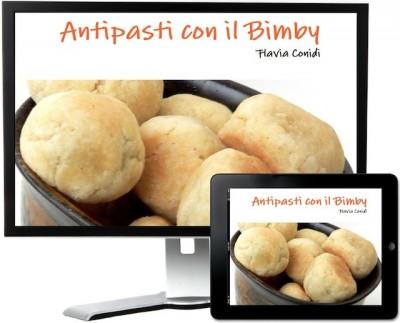 Antipasti con il Bimby – Ricettario ebook