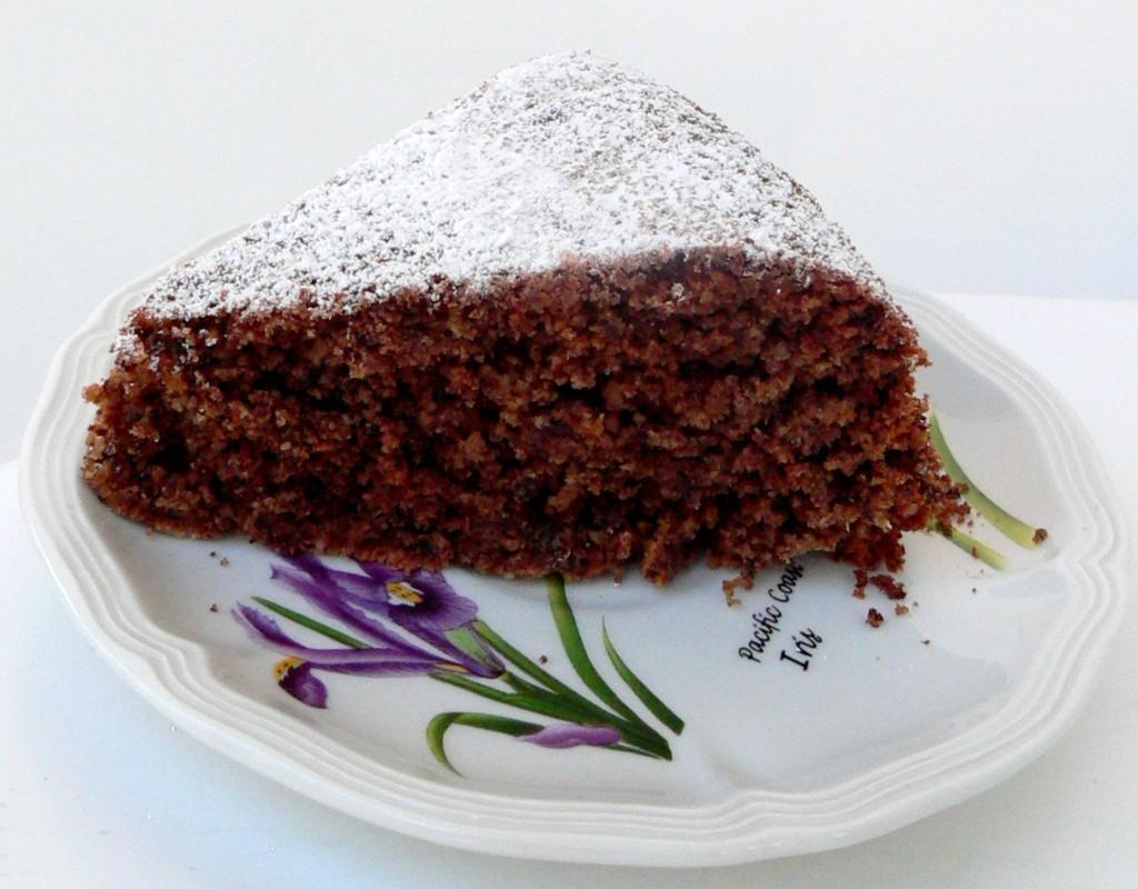 Torta caprese bimby tm31 tm5 for Ricette bimby torte