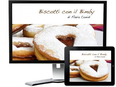 Biscotti con il Bimby – Ricettario ebook