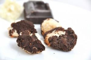 Biscotti al cocco e cioccolato bimby TM31 | TM5