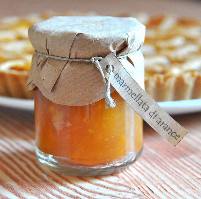 Marmellata di arance bimby tm31 tm5 for Marmellate fatte in casa senza zucchero
