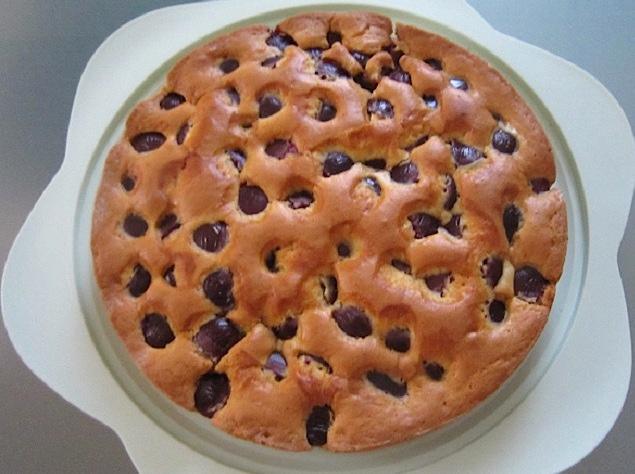Torta di ciliegie bimby tm31 tm5 for Ricette bimby torte