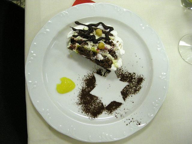 Tronchetto di Natale con crema al burro (Kerststronk)
