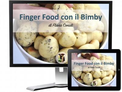 Finger food con il Bimby – Ricettario ebook