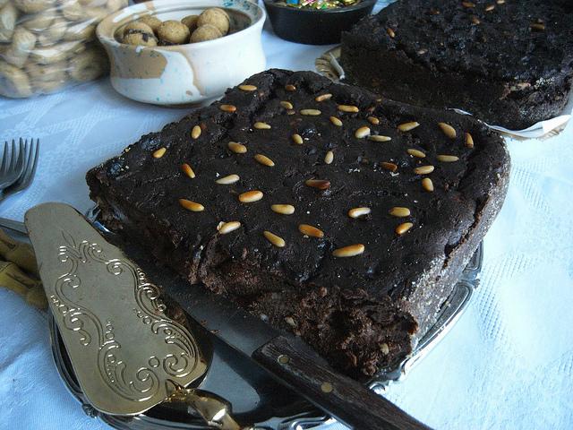 Torta paesana brianzola