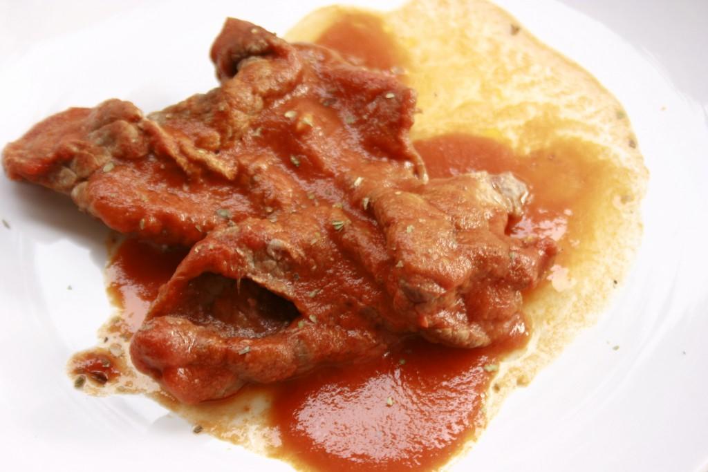 Carne Alla Pizzaiola Bimby Tm31 Tm5