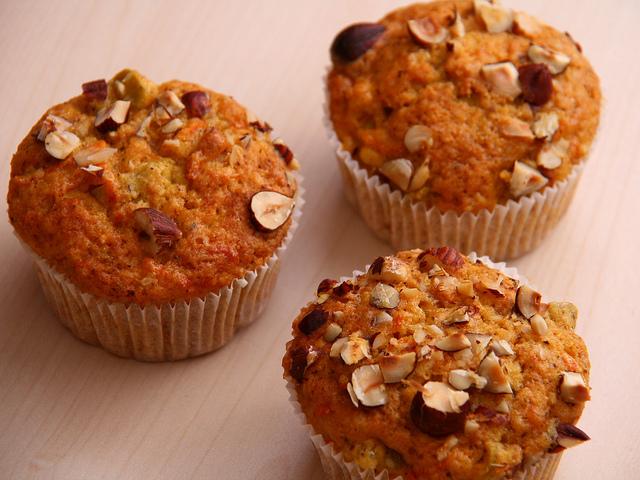 Ricetta Muffin Alle Carote.Muffin Carote Bimby Tm31 Tm5
