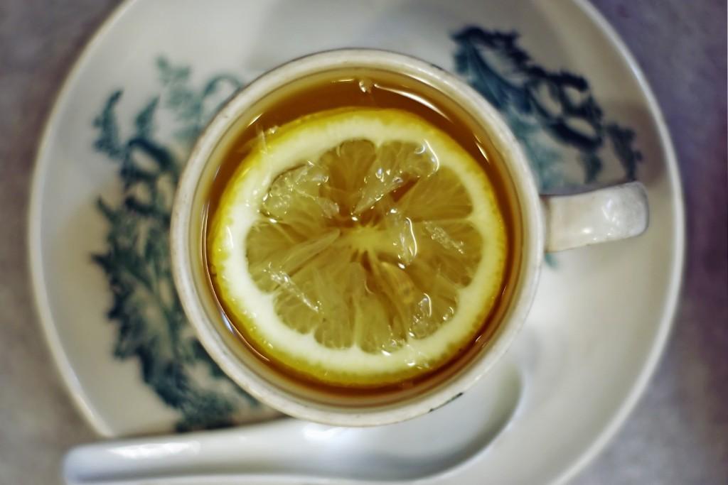 Tisana al limone