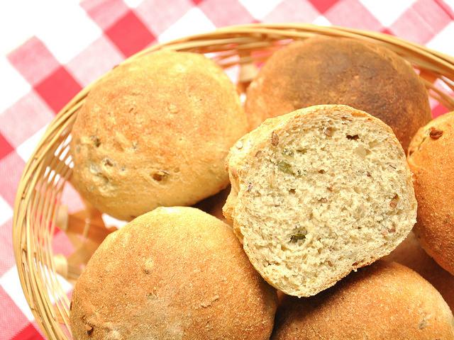 Pane con orzo