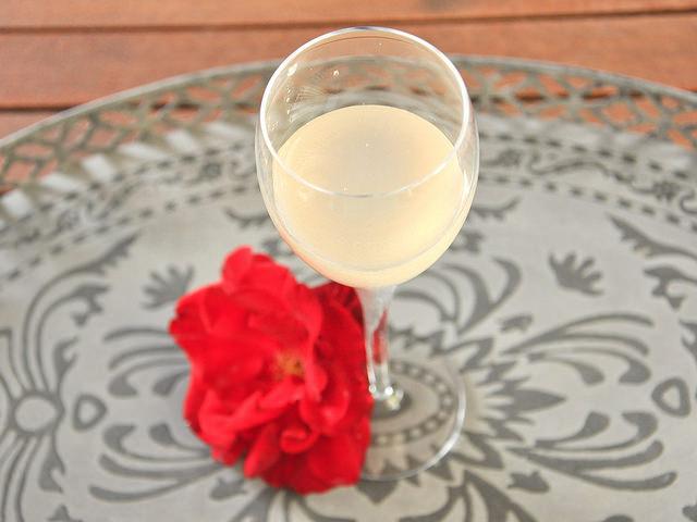 Sciroppo alla rosa