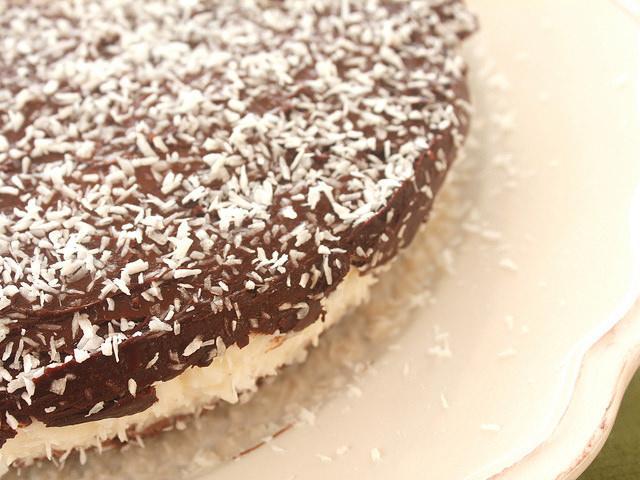 Torta Bounty fredda