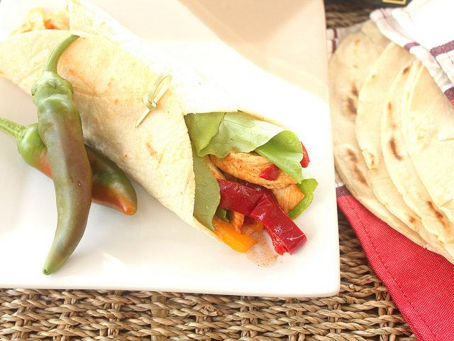 Tortillas messicane farina di mais bimby tm31 tm5 for Ricette messicane