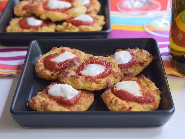 Pizzette di patate senza glutine