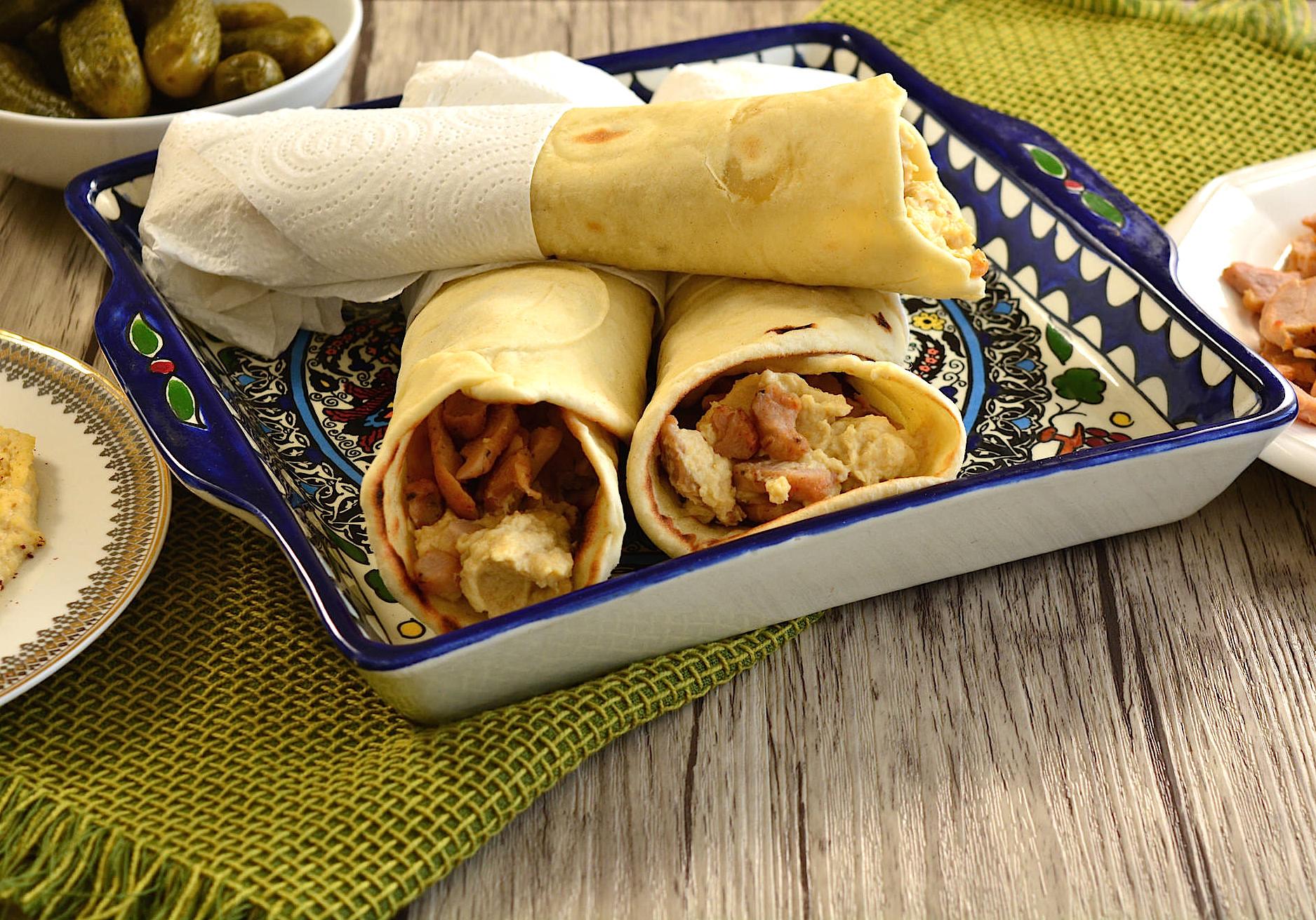 Ricetta Pane Arabo Per Kebab Bimby.Pane Arabo Per Kebab Bimby Tm31 Tm5