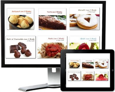 Raccolta ricettari ebook