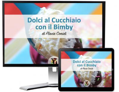 Dolci al cucchiaio con il Bimby – Ricettario ebook