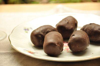 Bounty: cioccolatini ripieni al cocco