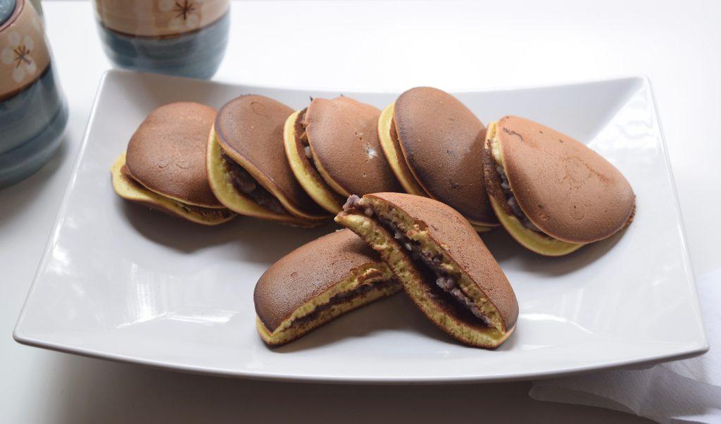 Dorayaki: pancake giapponesi