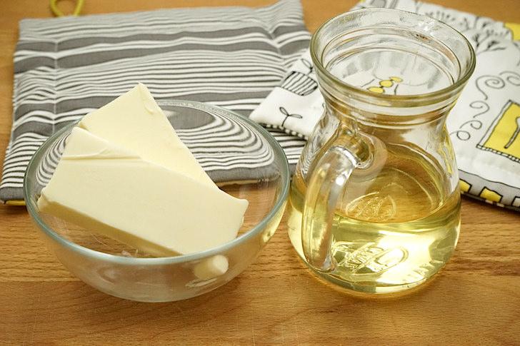 Come sostituire il burro con l'olio nei dolci
