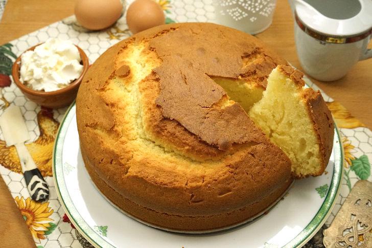 Torta Soffice Al Mascarpone Bimby Tm31 Tm5