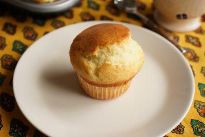Muffin alla ricotta senza burro
