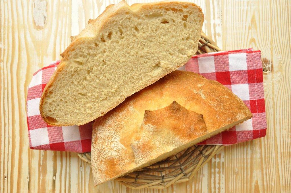 Pane con biga: ricetta base