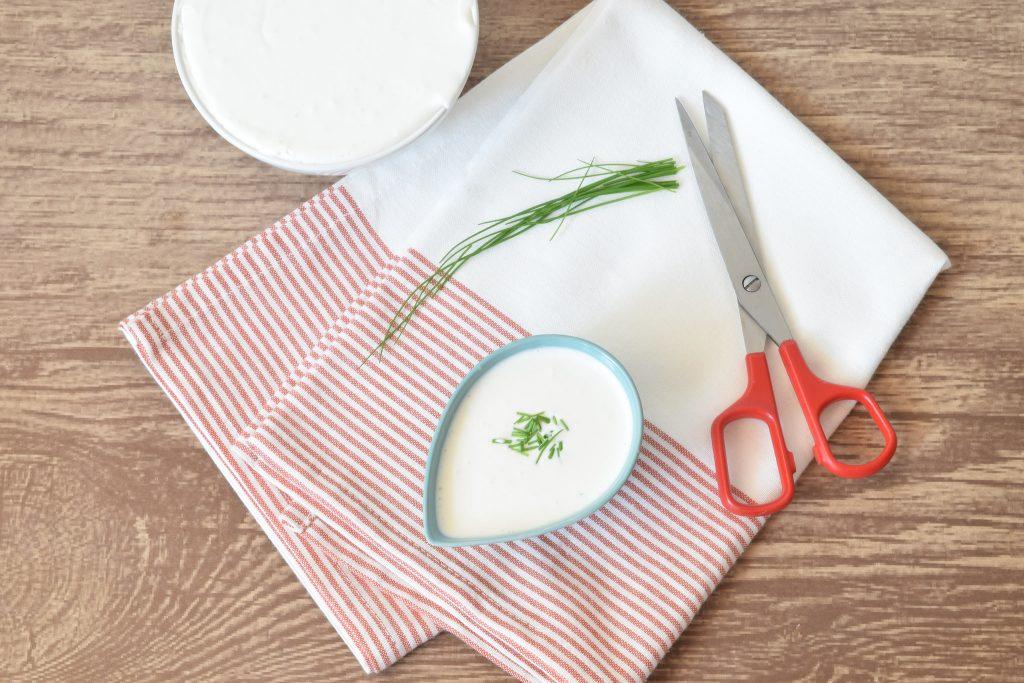 Panna da cucina con latte di soia bimby tm31 tm5 - Ricette con la panna da cucina ...